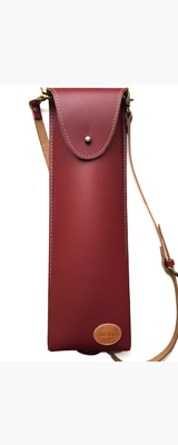 LIVE LINE / Leather Stick Bag LSB90RD(レッド) レザースティックバック