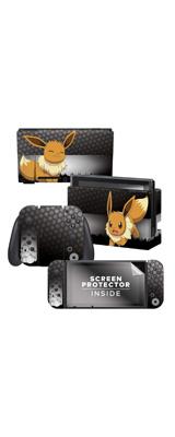 Controller Gear / Eevee / ポケモン イーブイ / 海外限定品 公式ライセンス品 / Nintendo Switch用 ドックスキン シール