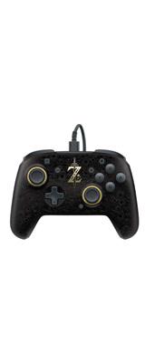 PDP / Zelda ゼルダの伝説 (Faceoff Deluxe) 海外限定品 公式ライセンス品 / Nintendo Switch用  USB ゲームコントローラー