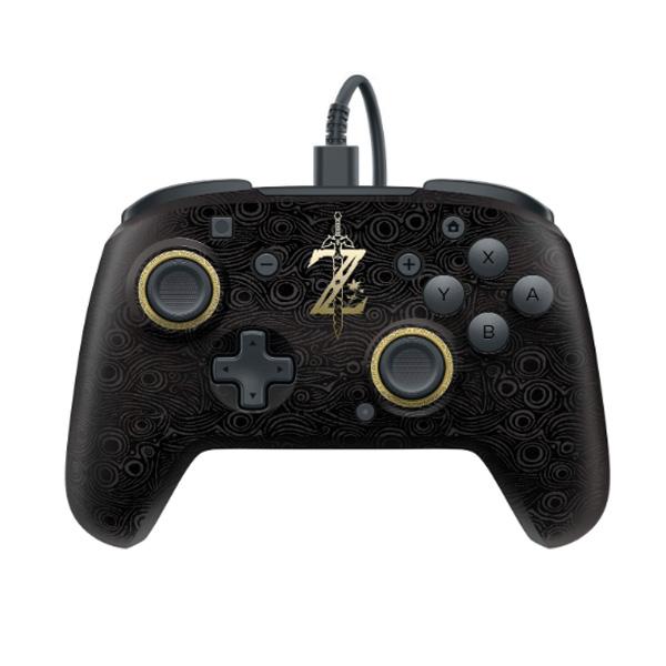 PDP / Zelda ゼルダの伝説 / 海外限定品 公式ライセンス品 / Nintendo Switch用  USB ゲーム コントローラー