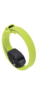 OTTOLOCK(オットーロック) / Steel & Kevlar / Bike Lock / Flash Green / 30インチ(76cm) ダイヤルロック 自転車