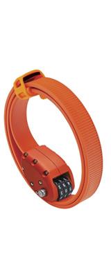 OTTOLOCK(オット-ロック) / Steel & Kevlar /  Bike Lock / OTTO Orange / 30インチ(76cm) ダイヤルロック 自転車