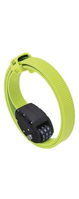 OTTOLOCK(オット-ロック) / Steel & Kevlar  /  Bike Lock / Flash Green / 18インチ(45cm) ダイヤルロック 自転車