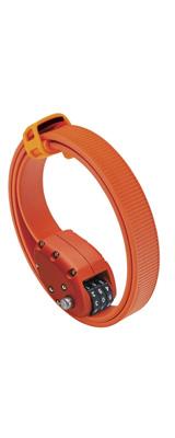 OTTOLOCK(オット-ロック) / Steel & Kevlar  /  Bike Lock / OTTO Orange / 18インチ(45cm) ダイヤルロック 自転車