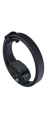 OTTOLOCK(オット-ロック) / Steel & Kevlar  /  Bike Lock / Stealth Black / 18インチ(45cm) ダイヤルロック 自転車