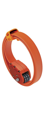 OTTOLOCK(オット-ロック) / Steel & Kevlar  /  Bike Lock / OTTO Orange / 60インチ(152cm) ダイヤルロック 自転車