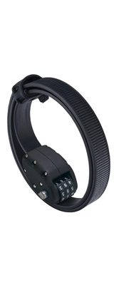 OTTOLOCK(オット-ロック)  / Steel & Kevlar  /  Bike Lock / Stealth Black / 60インチ(152cm) ダイヤルロック 自転車