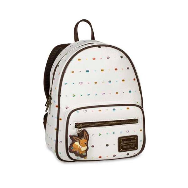 Pokemon Center(ポケモンセンター) / Eevee Sweet Choices Mini Backpack by Loungefly / 海外限定 ラウンジフライ ポケモン イーブイ  ミニ バックパック リュック