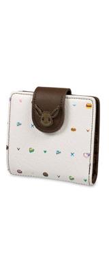 Pokemon Center(ポケモンセンター) / Eevee Sweet Choices Wallet by Loungefly / 海外限定 ラウンジフライ ポケモン イーブイ ウォレット 折り財布