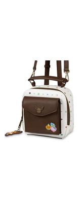 Pokemon Center(ポケモンセンター) / Eevee Sweet Choices Convertible Mini Backpack by Loungefly / 海外限定 ラウンジフライ ポケモン イーブイ ショルダー バックパック リュックサック
