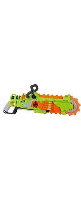 Nerf / Zombie Strike Brainsaw Blaster / ゾンビストライクブレインソーブラスター / 海外 おもちゃ