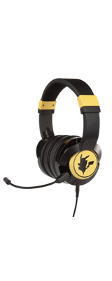 PowerA / Pikachu Gaming Headset / 海外限定品 公式ライセンス品 / ポケモン ピカチュウ ゲーミング ヘッドホン