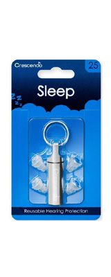Crescendo(クレシェンド) / Crescendo Sleep 25  / 安眠用に特化 / イヤープロテクター 耳栓