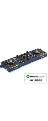 Hercules(ハーキューリース) / DJ Control Starlight 【Serato DJ Lite 付属】 タッチ・キャパシティブ・ジョグホイール搭載ポケットDJコントローラー 1大特典セット