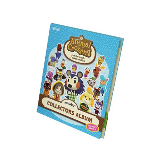 Nintendo(ニンテンドー/任天堂) / Cards Album Series 3 / どうぶつの森 海外限定 amiiboカード アルバム バインダー ゲーム