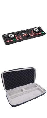 Numark(ヌマーク) / DJ2GO2 Touch 【Serato DJ Lite 付属】 ケースセット 3大特典セット