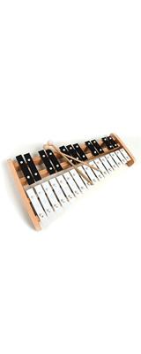 Cara & Co / 27音 ソプラノ フルサイズ グロッケン 鉄琴 / パーカッション 打楽器