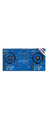 12inch SKINZ /  Pioneer DDJ-800 SKINZ (ブルー) 【DDJ-800用スキン】