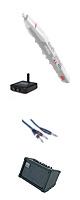 【電池駆動アンプ:CUBE STREETセット】 Akai(アカイ) / EWI5000WJ  - ワイヤレス対応 ウインド・シンセサイザー 1大特典セット