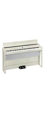Korg(コルグ) / G1B AIR WHASH / White Ash ホワイトアッシュ / 88鍵盤 デジタルピアノ / 電子ピアノ  2大特典セット