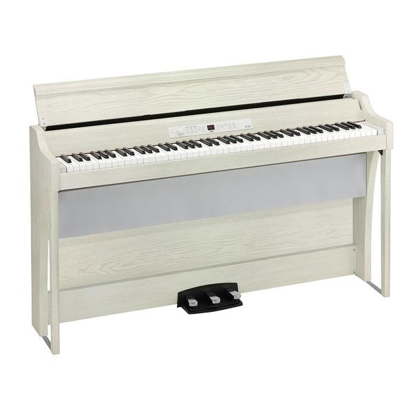 Korg(コルグ) / G1B AIR WHASH / White Ash ホワイトアシュ / 88鍵盤 デジタルピアノ / 電子ピアノ 【3月下旬発売】