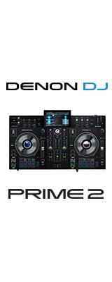 ■ご予約受付■ Denon(デノン) / Prime 2 - 2チャンネルスタンドアローンDJシステム - 9大特典セット