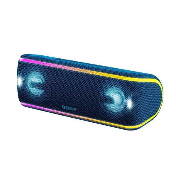 Sony(ソニー) / SRS-XB41 / ブルー / 海外限定 / アクティブスピーカー / ワイヤレス ポータブル スピーカー