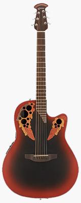 Ovation(オベーション) / Celebrity Elite CE44-RRB R.RED エレクトリック・アコースティックギター