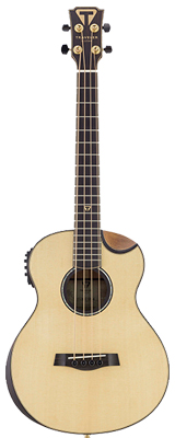 TRAVELER GUITAR / CL-3BE Bass (Spruce Top) エレクトリック・アコースティック・ベース トラベルギター