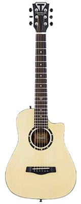 TRAVELER GUITAR / Camper CS-10(Spruce Top) エレクトリック・アコースティック・ギター トラベルギター