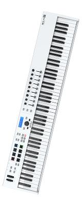 ■ご予約受付■ Arturia(アートリア) / KeyLab Essential 88 - 88鍵MIDIキーボード 【Analog Lab・Ableton Live Lite付属】【3月28日発売】