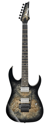 Ibanez(アイバニーズ) / RG1120PBZ-CKB(Charcoal Black Burst) エレキギター