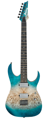 Ibanez(アイバニーズ) / RG1121PB-CIF(Caribbean Islet Flat) エレキギター