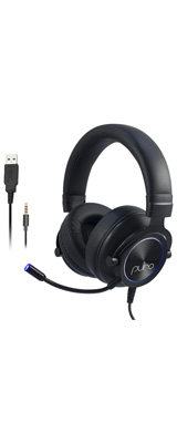 Puro Sound Labs / PuroGamer 85dB音量制限に対応したゲーミングヘッドセット 1大特典セット
