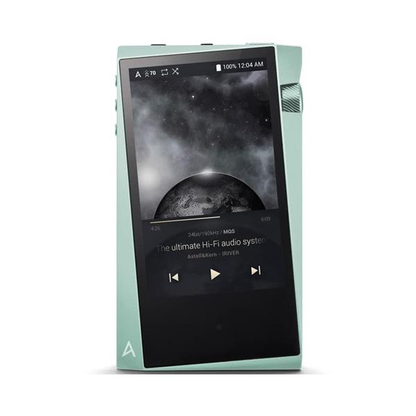 Astell&Kern(アステル&ケルン) / A&norma SR15 Ice Mint / 64GB / ハイレゾ音源対応 ポータブルオーディオプレーヤー【4月11日発売】