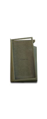 Astell&Kern(アステル&ケルン) / A&norma SR15用 Case (Military Green) 純正レザーケース