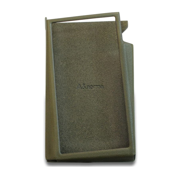 Astell&Kern(アステル&ケルン) /  A&norma SR15用 Case Military Green / 純正レザーケース 【4月11日発売】