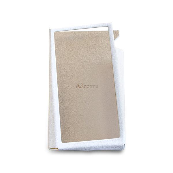Astell&Kern(アステル&ケルン) /  A&norma SR15用 Case Cool White / 純正レザーケース 【4月11日発売】