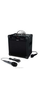 ION Audio Party Rocker Plus / Bluetooth対応 パーティライト・ダイナミックマイク付き / スピーカー