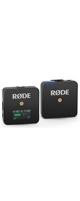 RODE / Wireless Go (WIGO) / ワイヤレス マイク内蔵 / ピンマイク  ラベリアマイク  クリップマイク