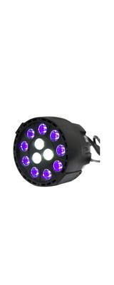 ELIMINATOR (エリミネーター) / Mini Par UVW LED / ライブ 舞台 演出 照明機材 / LED パーライト