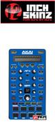 12inch SKINZ / Akai AFX Skinz (Blue) 【AFX用スキン】
