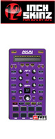 12inch SKINZ / Akai AFX Skinz (Purple) 【AFX用スキン】