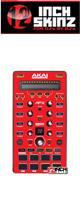 12inch SKINZ / Akai AFX Skinz (Red) 【AFX用スキン】