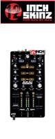12inch SKINZ / Akai AMX Skinz (Black) 【AMX用スキン】