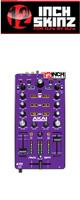 12inch SKINZ / Akai AMX Skinz (Purple) 【AMX用スキン】
