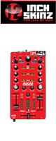 12inch SKINZ / Akai AMX Skinz (Red) 【AMX用スキン】