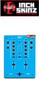 12inch SKINZ / DJ-Tech DIF-1S SKINZ (Lite Blue) 【DIF-1S用スキン】