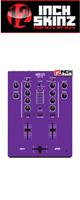 12inch SKINZ / DJ-Tech DIF-1S SKINZ (Purple) 【DIF-1S用スキン】