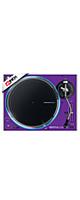12inch SKINZ / Denon VL12 Turntable SKINZ (Purple) ペア 【VL12 Turntable用スキン】